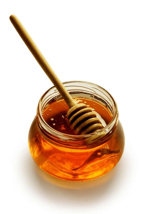 Honigqualität : Abgesetzter Honig